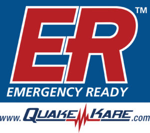 Silver Partner: Quake Kare/Emergency Ready, (A Lighthouse for the Blind Company)